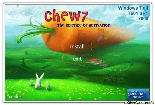 Windows 7 7601 Активация Торрент